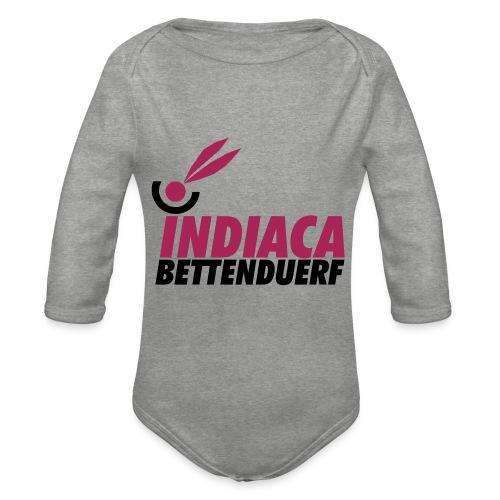 bettendorf - Baby Bio-Langarm-Body