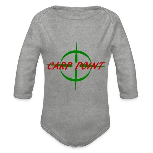 Carp Point - Baby Bio-Langarm-Body