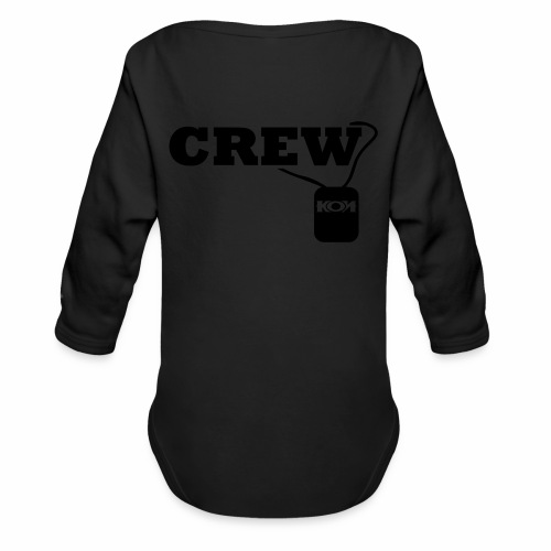 KON - Crew - Baby Bio-Langarm-Body