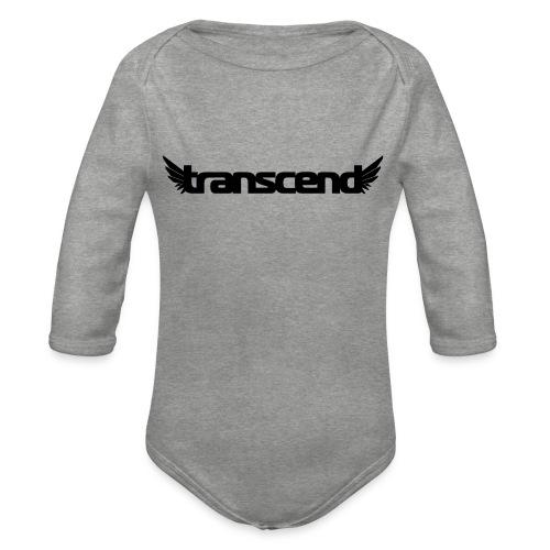 Transcend Bella Tank Top - Women's - White Print - Organic Longsleeve Baby Bodysuit