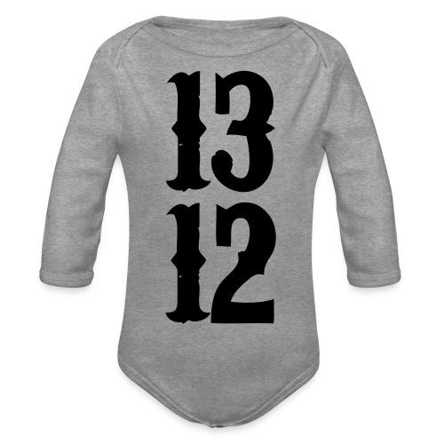 1312 - Baby Bio-Langarm-Body