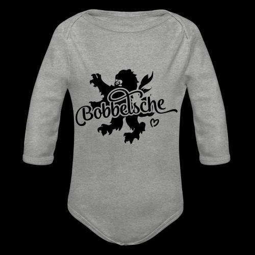 Bobbelsche Boy - Baby Bio-Langarm-Body