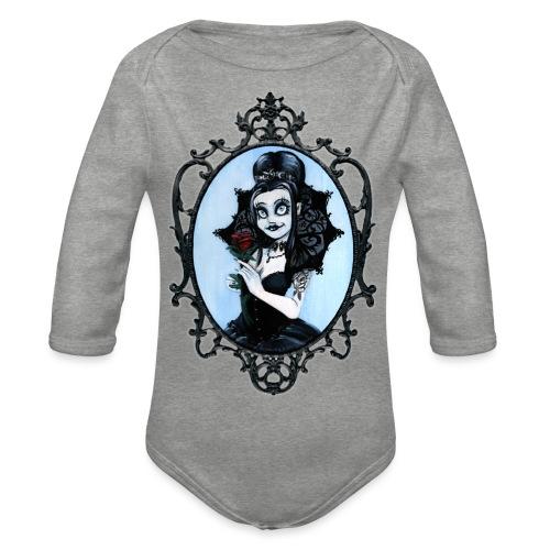 Model of the Year 2020 Lilith LaVey - Organic Longsleeve Baby Bodysuit