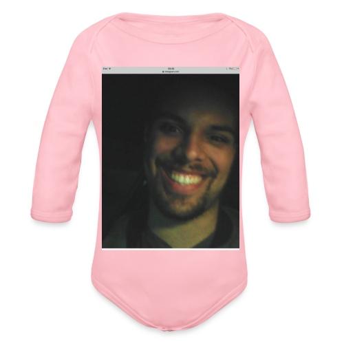 E4A482D2 EADF 4379 BF76 2C9A68B63191 - Organic Longsleeve Baby Bodysuit