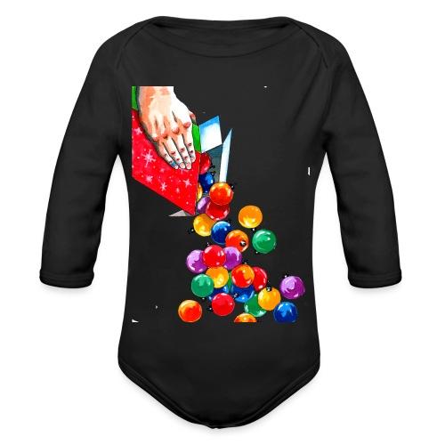 X ereals - Organic Longsleeve Baby Bodysuit