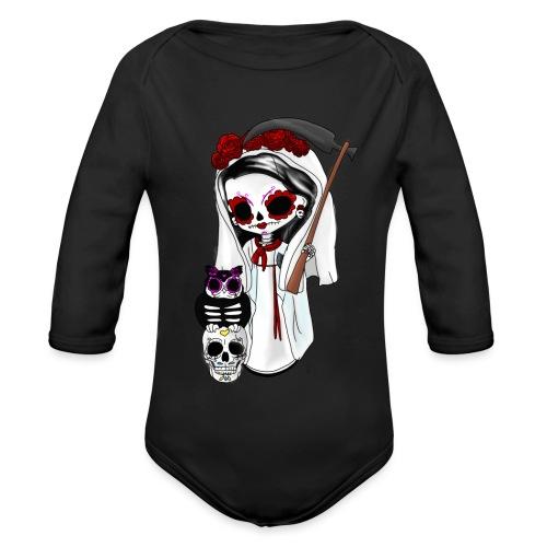 ✦ La pequeña muerte ✦ - Baby Bio-Langarm-Body