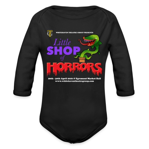 LSOH T-Shirt - Organic Longsleeve Baby Bodysuit