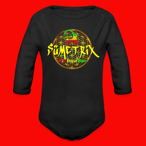 SÜEMTRIX-FANSHOP - Baby Bio-Langarm-Body