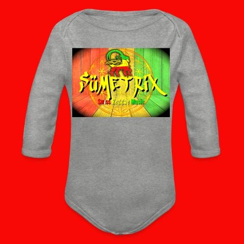 SÜMETRIX FANSHOP - Baby Bio-Langarm-Body
