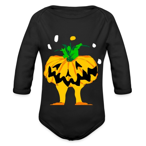 HALLOWEEN COLLECTION 2017 - Baby Bio-Langarm-Body