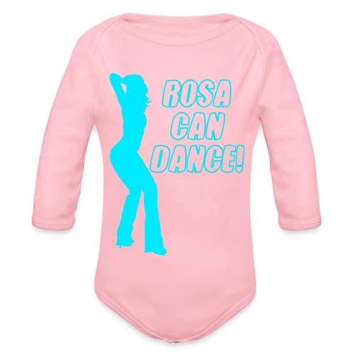 rosacandance - Organic Longsleeve Baby Bodysuit