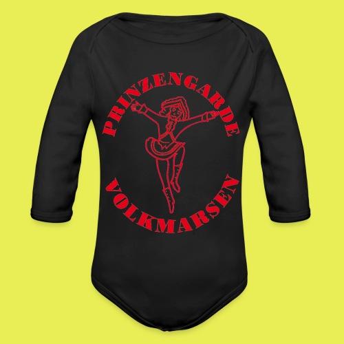 Logo_Prinzengarde_rot - Baby Bio-Langarm-Body