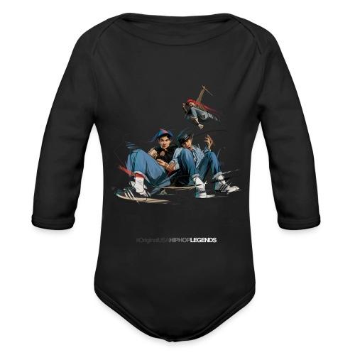 BEASTIE BOYS - Organic Longsleeve Baby Bodysuit