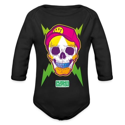 header1 - Organic Longsleeve Baby Bodysuit