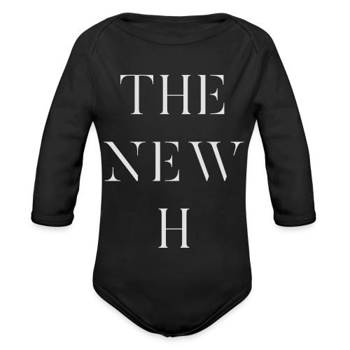 The New H - Baby Bio-Langarm-Body