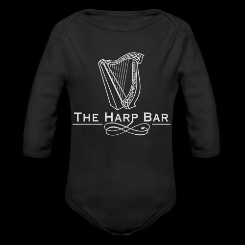 Logo The Harp Bar Paris - Body Bébé bio manches longues