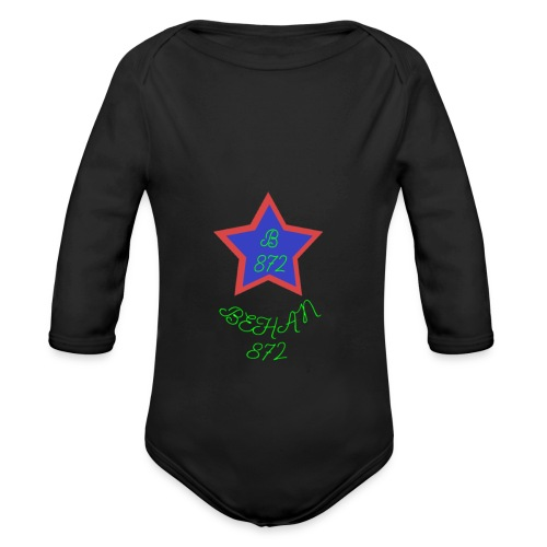 1511903175025 - Organic Longsleeve Baby Bodysuit