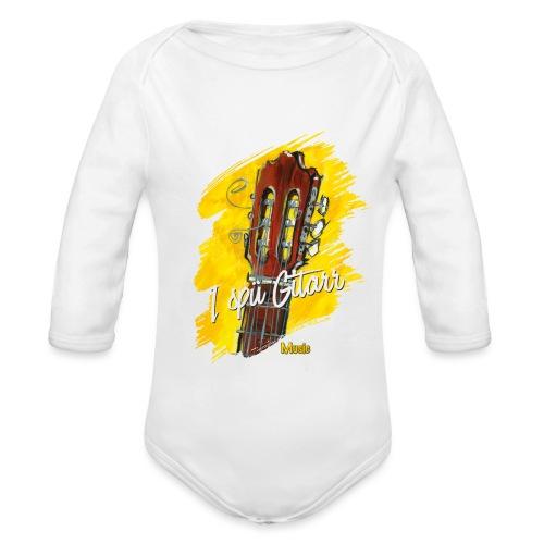 I spü Gitarr - limited edition '19 - Baby Bio-Langarm-Body
