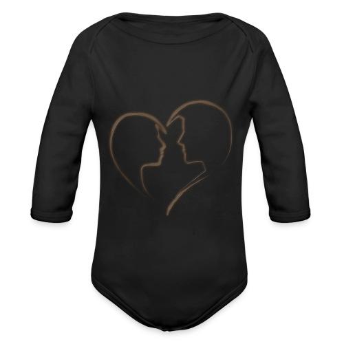 loving - Baby Bio-Langarm-Body