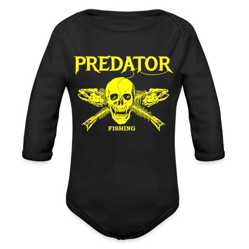Predator fishing yellow - Baby Bio-Langarm-Body
