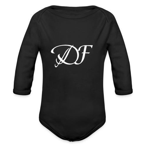Daffle - Langærmet babybody, økologisk bomuld