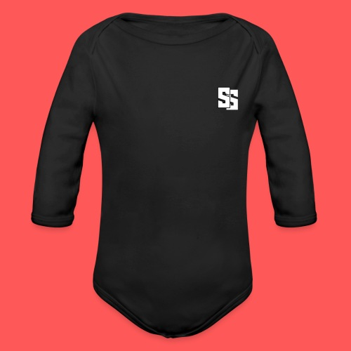 Black clothes - Organic Longsleeve Baby Bodysuit