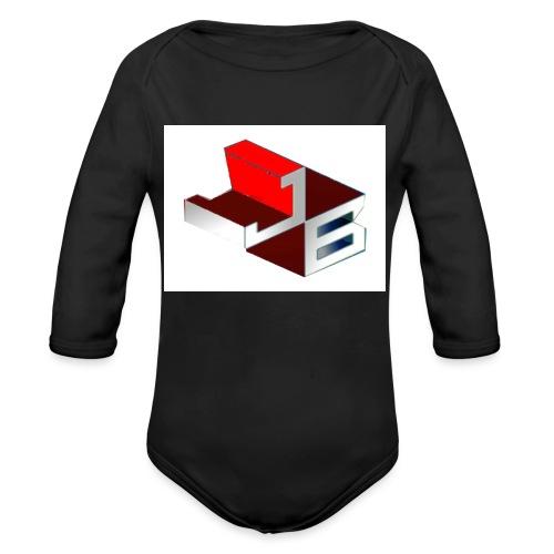 shirt - Baby bio-rompertje met lange mouwen