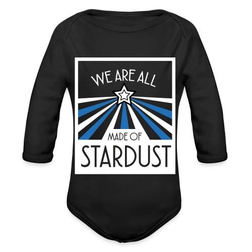 Star Dust - Body Bébé bio manches longues