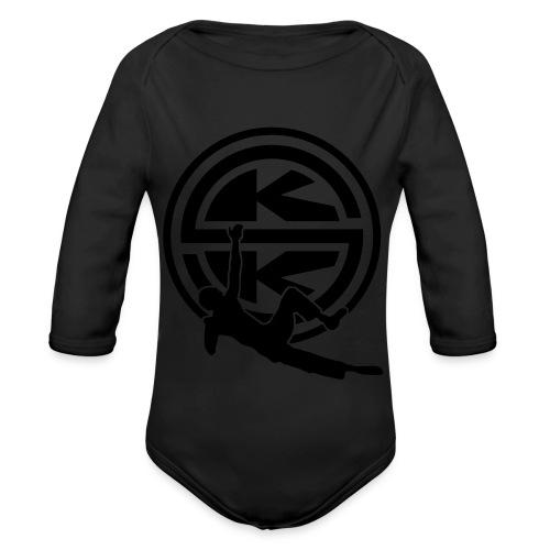SKK_shield - Ekologisk långärmad babybody