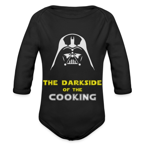 The darkside of the cooking - Body Bébé bio manches longues