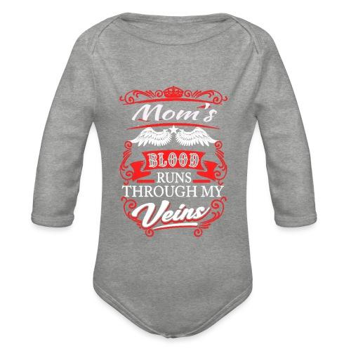 bonne idée pour montrer votre amour à la maman - Body Bébé bio manches longues