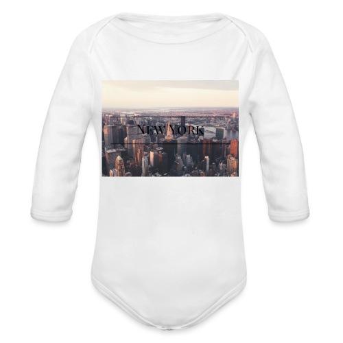 spreadshirt - Body Bébé bio manches longues