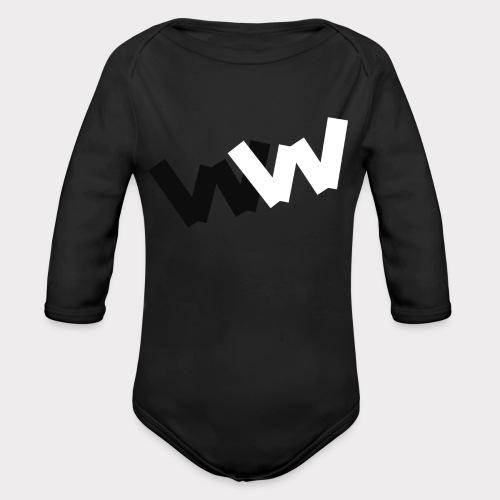 DUO - Organic Longsleeve Baby Bodysuit