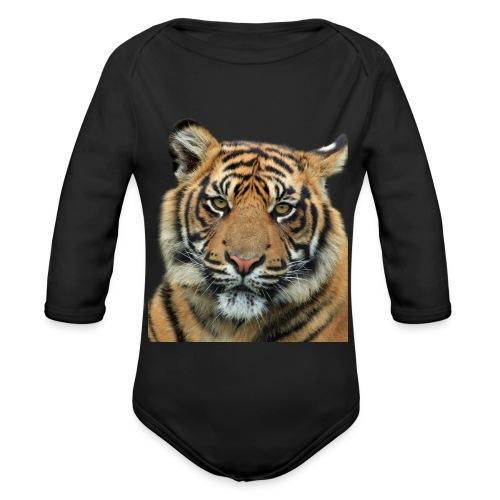 tiger 714380 - Body ecologico per neonato a manica lunga