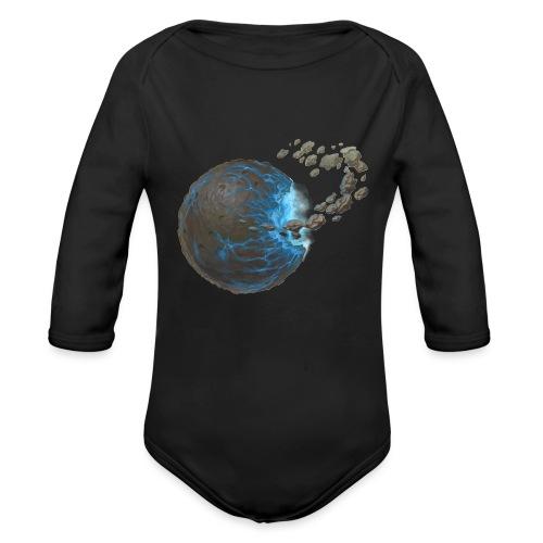 Splittermondnd - Baby Bio-Langarm-Body