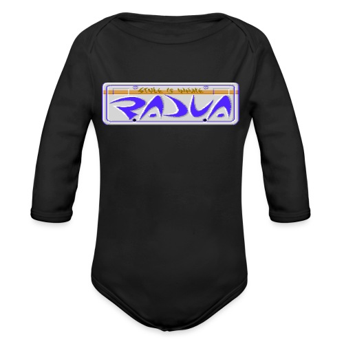 Padua California Games - Baby Bio-Langarm-Body