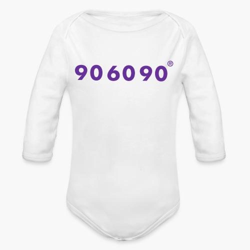 906090 - Baby Bio-Langarm-Body