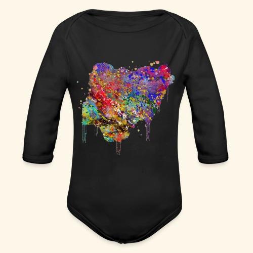 Photo_nigeria - Organic Longsleeve Baby Bodysuit