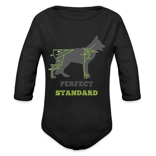 - PerfectStandard - - Body orgánico de manga larga para bebé