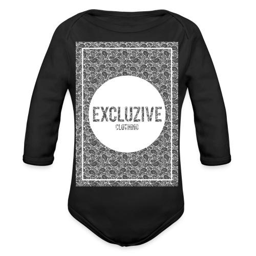 B-W_Design Excluzive - Organic Longsleeve Baby Bodysuit