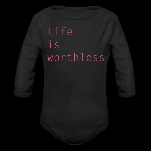 life2 - Baby Bio-Langarm-Body