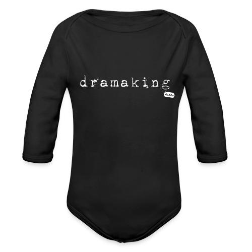 dramaking - Baby Bio-Langarm-Body