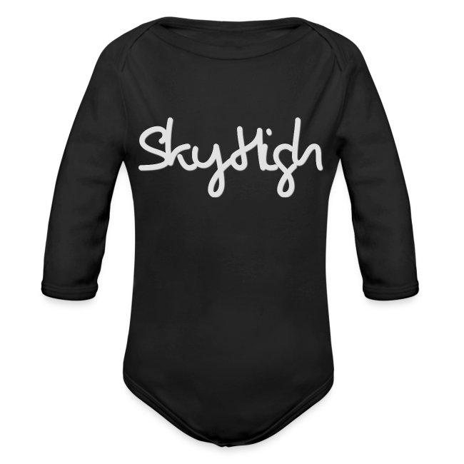 SkyHigh - Women's Hoodie - Gray Lettering