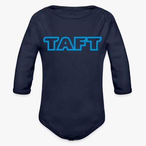 4769739 125264509 TAFT orig - Vauvan pitkähihainen luomu-body