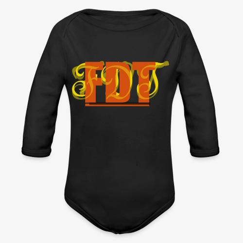 FDT - Organic Longsleeve Baby Bodysuit