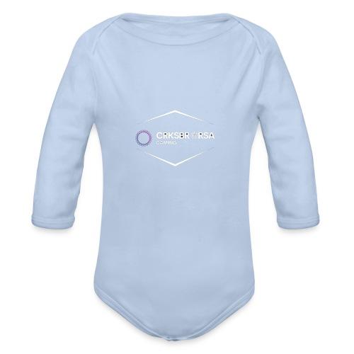 crksbrorsa - Ekologisk långärmad babybody
