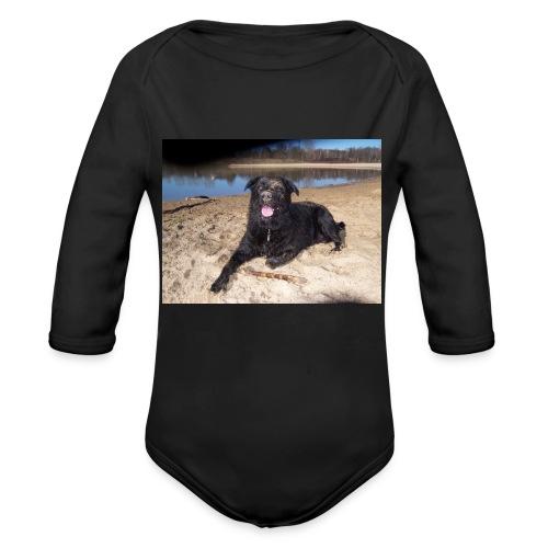Käseköter - Organic Longsleeve Baby Bodysuit