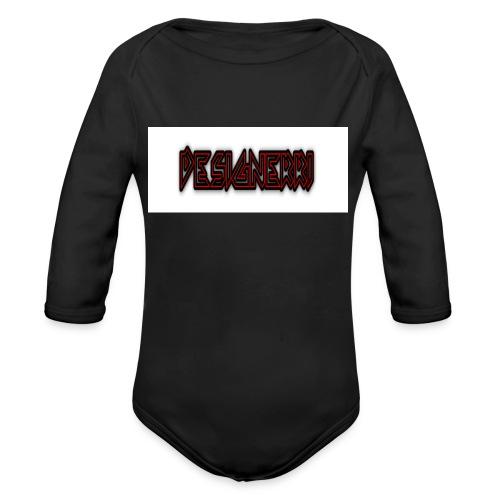 designerri - Ekologisk långärmad babybody