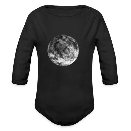 moon life - Ekologisk långärmad babybody