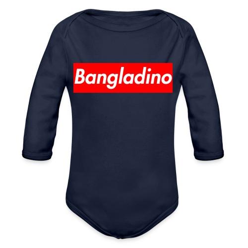Bangladino - Body ecologico per neonato a manica lunga